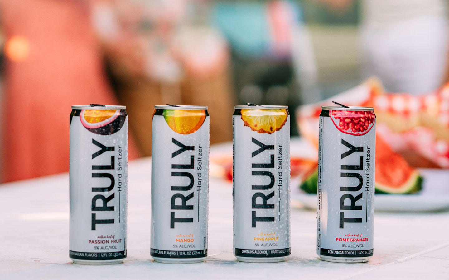 Home | Truly Hard Seltzer